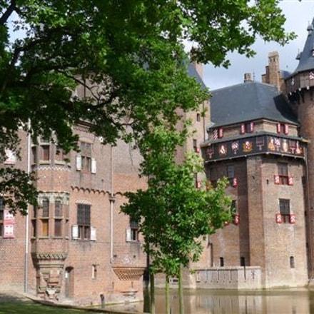 Famous dutch castle, Panasonic DMC-LX5