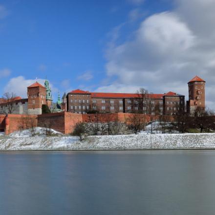 wawel castle in Krakow, Canon EOS 750D, Canon EF-S 10-22mm f/3.5-4.5 USM