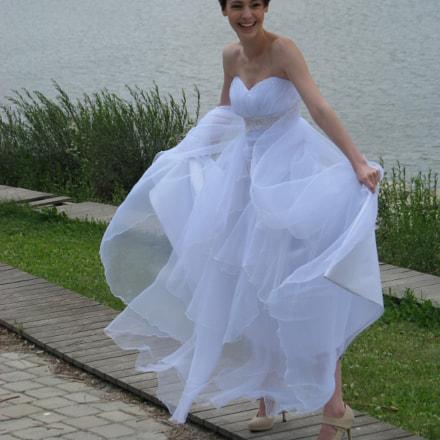 Bride, Canon POWERSHOT S5 IS