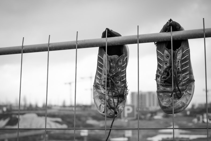 Photograph Who is missing their shoes ?! by Max Sammet on 500px