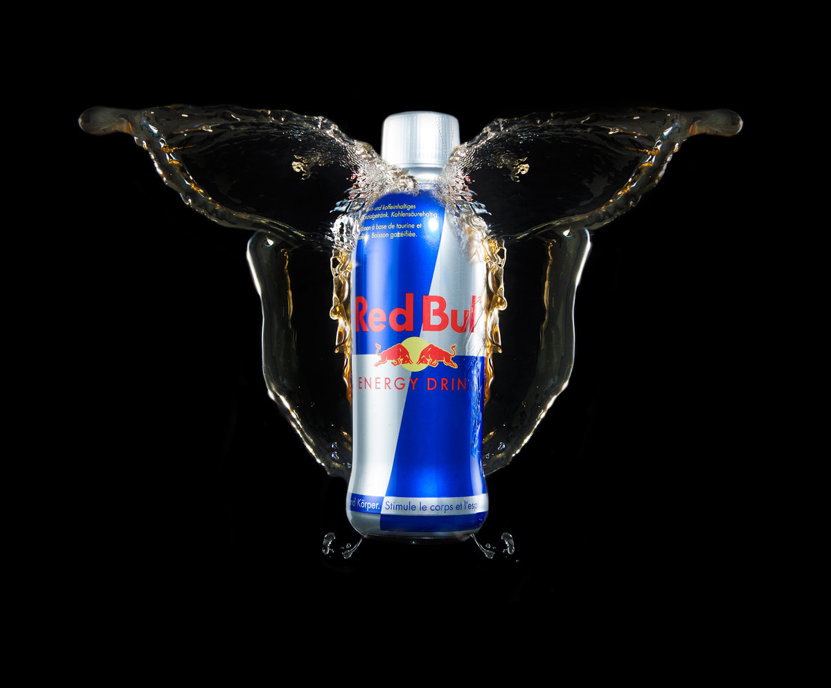 Photograph Red Bull gives wings by Sylvain Millier on 500px