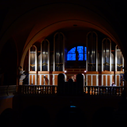 Katedrála Noc kostolov, Nikon COOLPIX L830