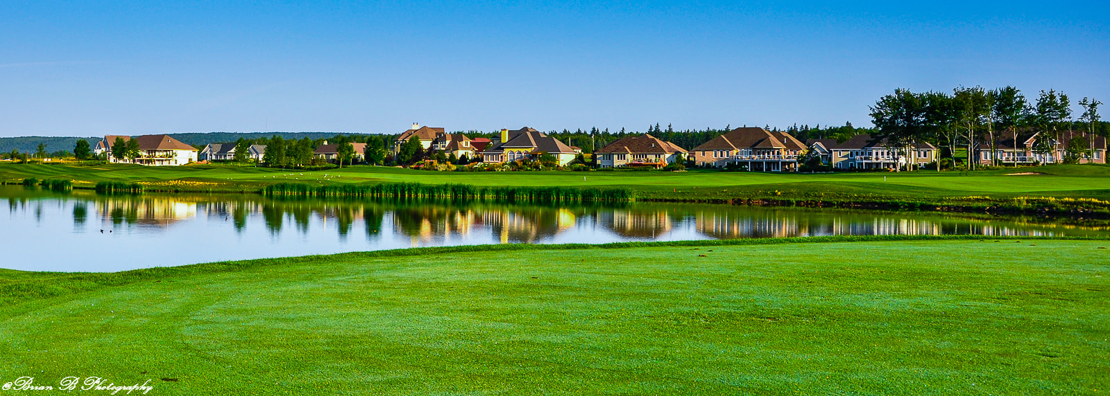 Photograph Golf really can be beautiful by Brian-B-Photography  on 500px