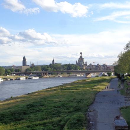 Dresden Altstadt, Sony DSC-W730