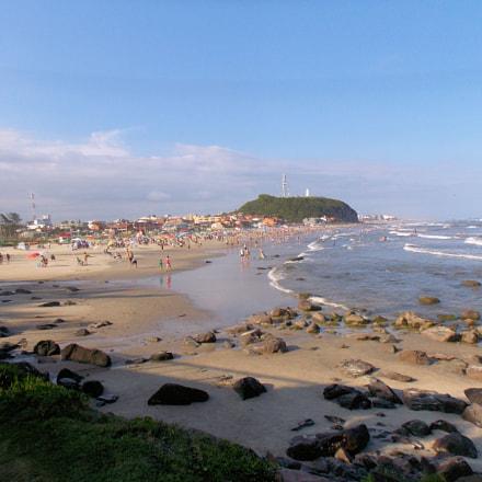 Praia de Torres RS, Nikon COOLPIX L320