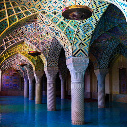 Nasir-ol-Molk Mosque, Panasonic DMC-FZ50