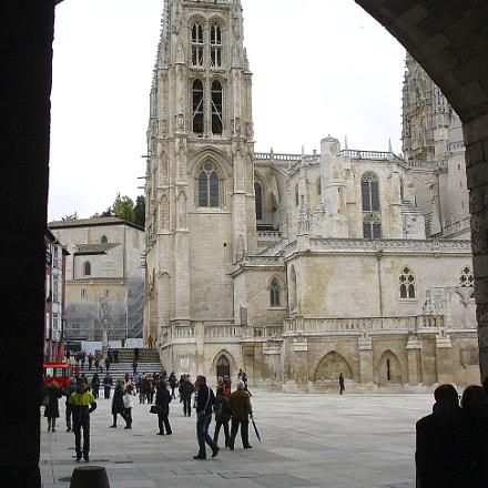Burgos La Catedral, Sony DSC-P100