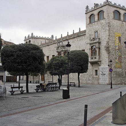 Burgos Plaza de la, Sony DSC-P100