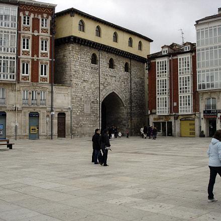 Burgos Plaza del Rey, Sony DSC-P100