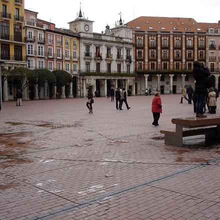 Burgos Plaza Mayor, Sony DSC-P100