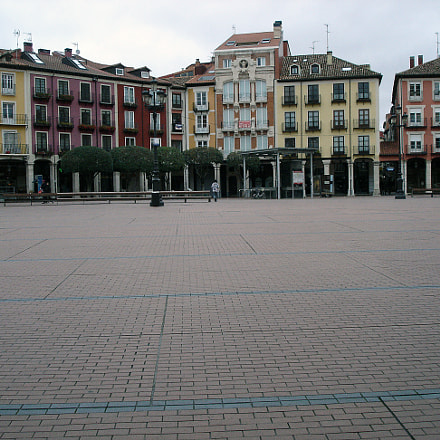 Burgos Plaza Mayor, Sony DSC-P100
