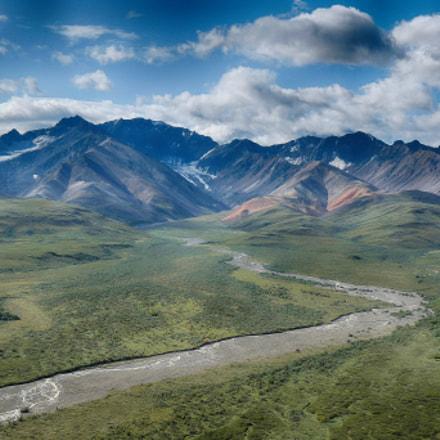 Alaska - Denali Park, Panasonic DMC-FZ28