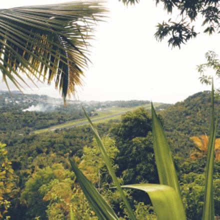Ville de Ouani vue, Sony DSC-H55