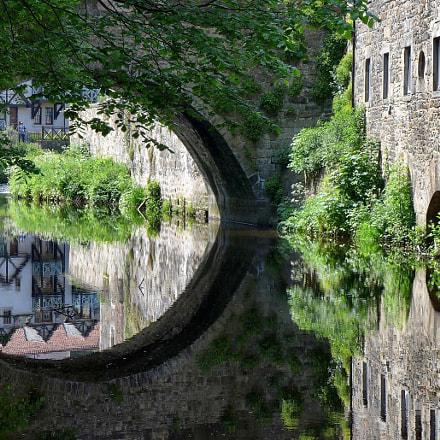The Water of Leith, Panasonic DMC-LX7