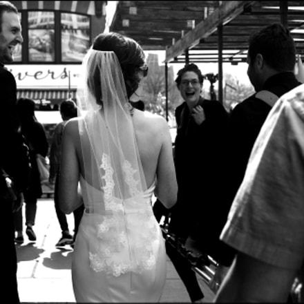 Just Married, Nikon D610, AF Zoom-Nikkor 28-70mm f/3.5-4.5D