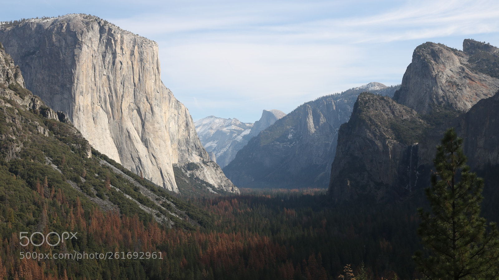 Yosemite National Park, Canon EOS REBEL T6I, Canon EF-S 18-55mm f/3.5-5.6 IS STM