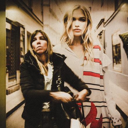 The blondes, Fujifilm FinePix HS10 HS11