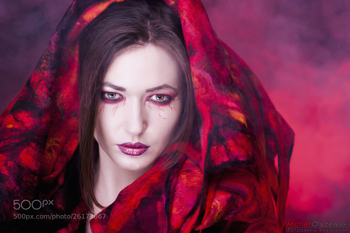 Photograph Dracula ' ' by Michał Olszewski on 500px