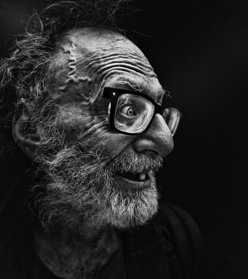 Greg. by Lee Jeffries on 500px.com
