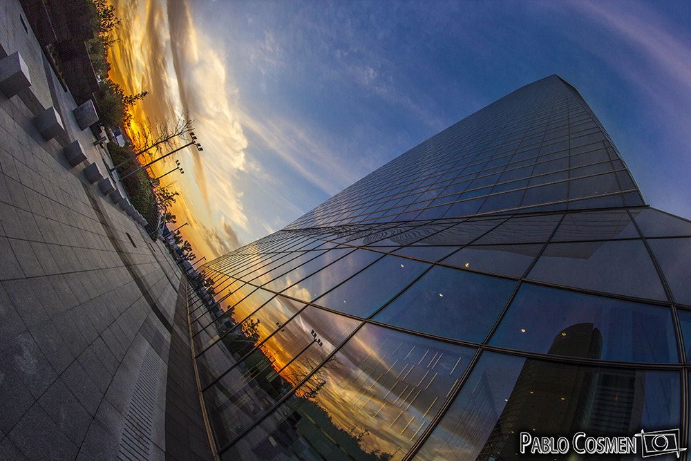 Photograph Business Sunset  by Pablo Cosmen H. on 500px