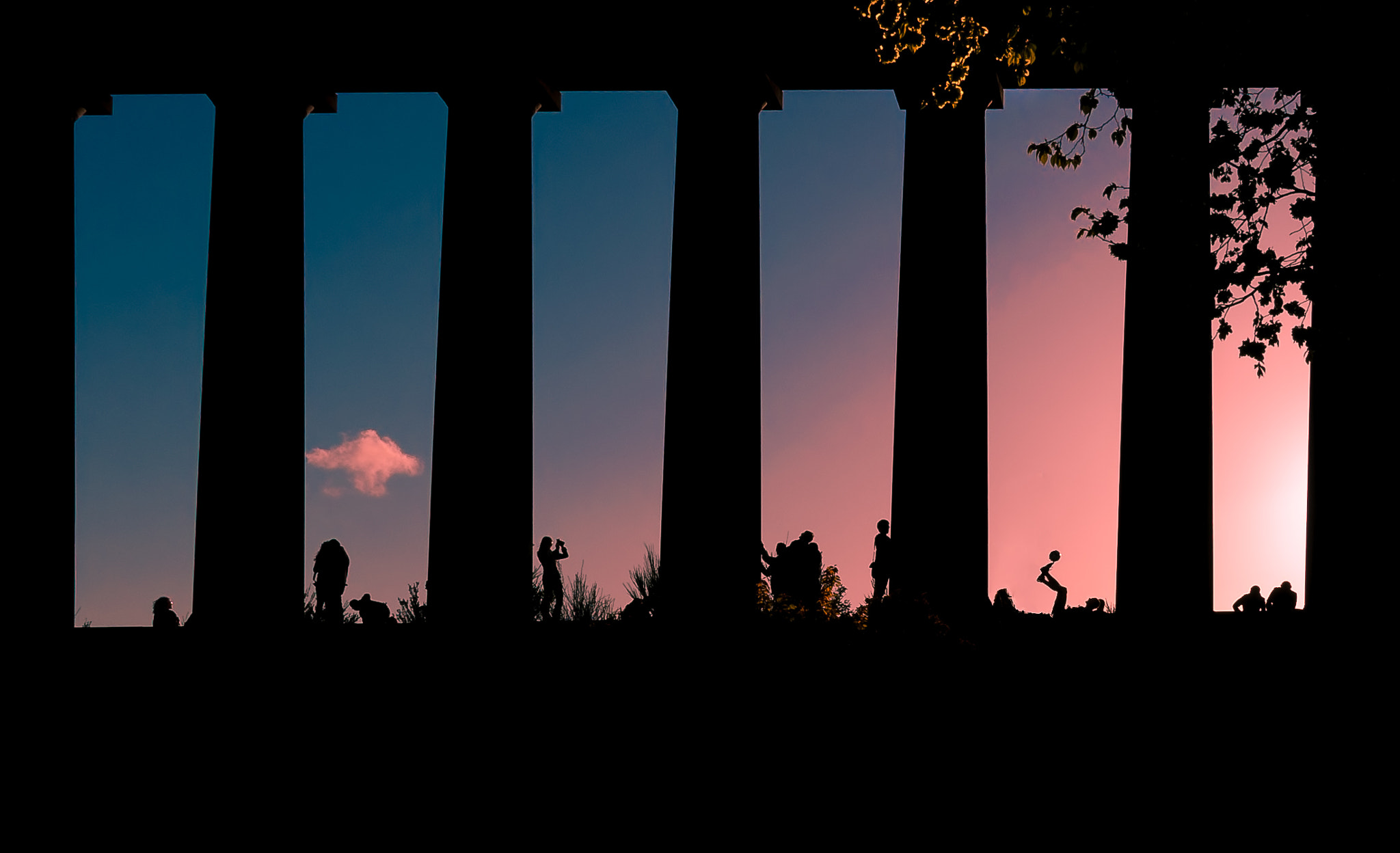 Photograph Silhouettes by Karsten May on 500px