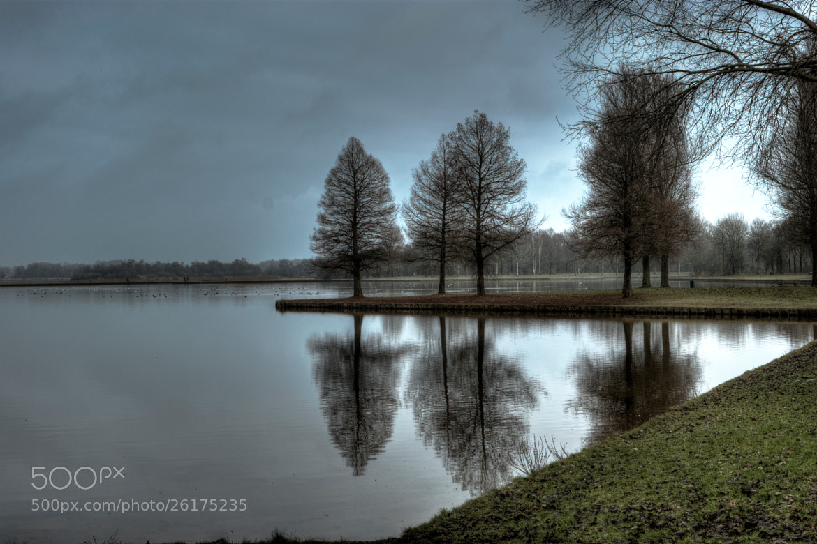 Photograph Cloudy around the lake.. by Jeroen Lamberts on 500px