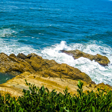 Ocean, Canon DIGITAL IXUS 80 IS