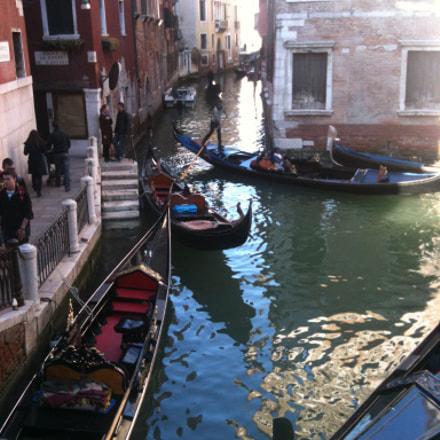 Venice, Apple iPhone 3GS