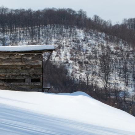 H tte im Schnee, Canon POWERSHOT SX240 HS