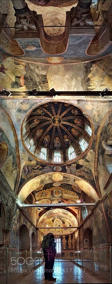 Photograph chora museum by Levent Yersal on 500px