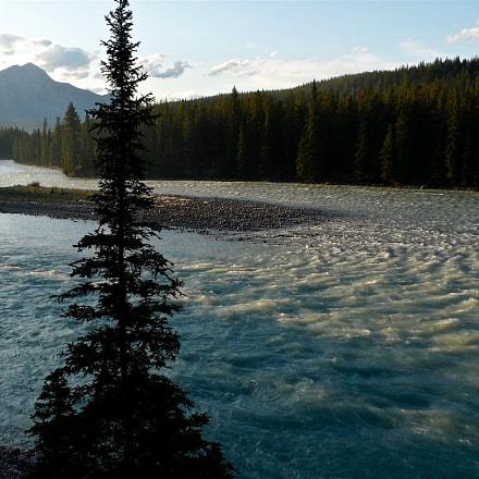 The Swirling River, Panasonic DMC-FZ18
