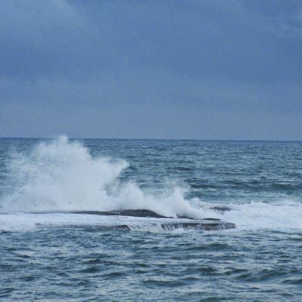 Ocean Splash, Canon EOS 1100D
