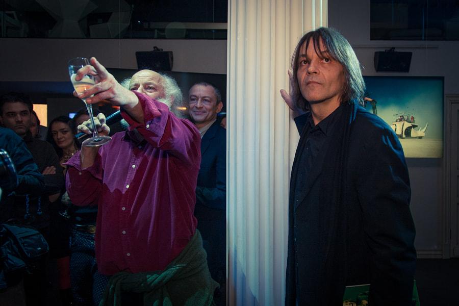 Slava Polunin & Pavel Antonov