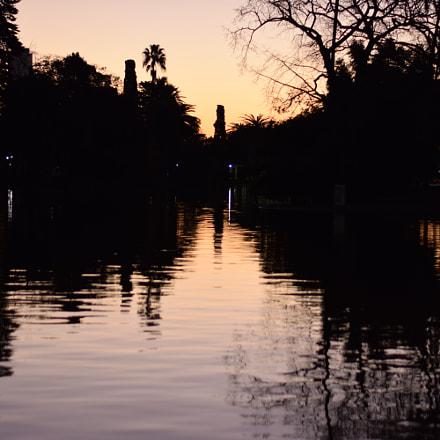 Sunset., Nikon D5300, AF-S Nikkor 50mm f/1.8G