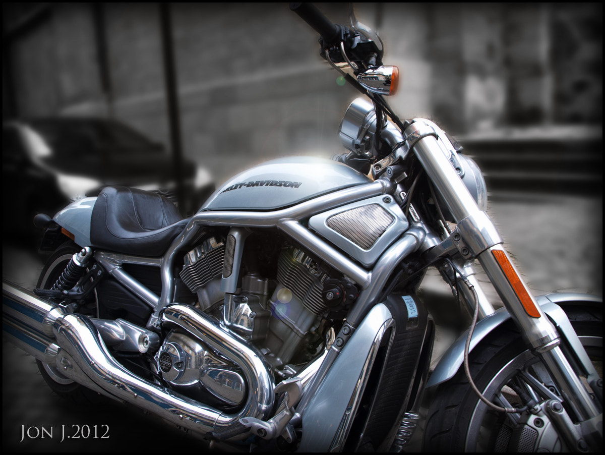 Photograph Harley Davidson by Jon Jimenez on 500px