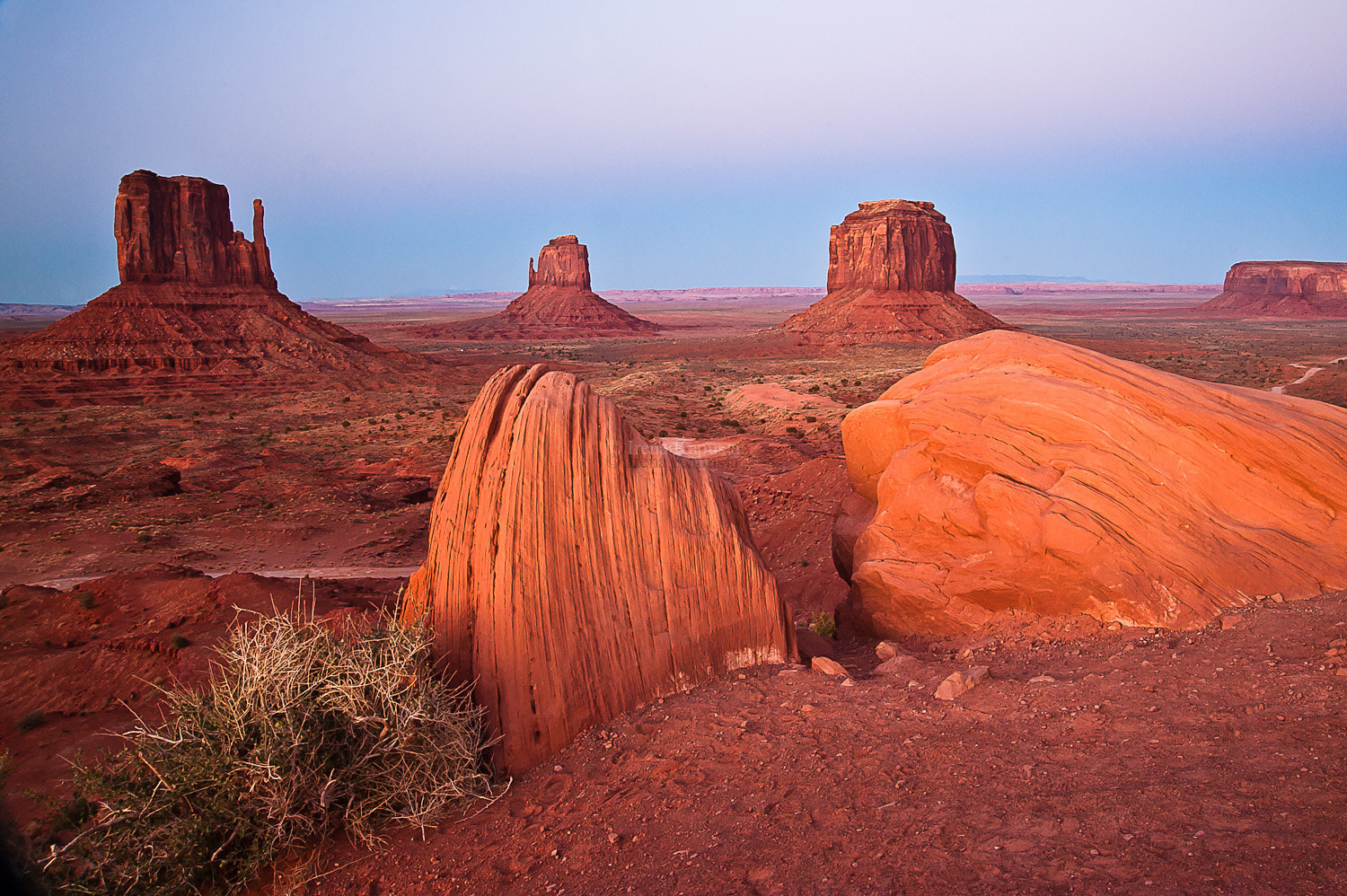 Photograph Monument Valley 2 of 2 by Irena  Kapusta on 500px