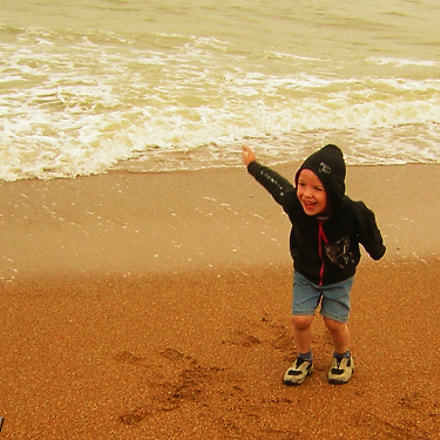 See Sea 4 First Time, Nikon E2200