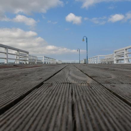 The wonderful pier in, Nikon D500