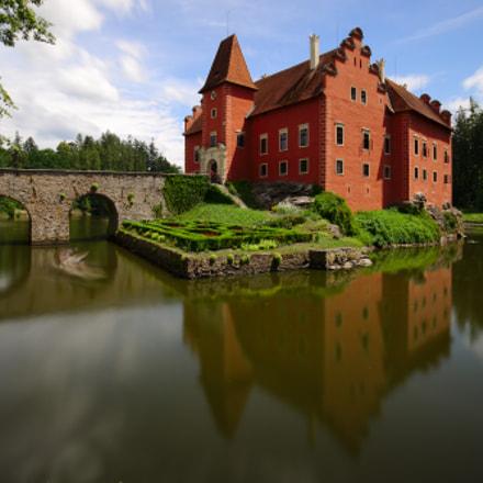 Červená Lhota Castle, Canon EOS 6D MARK II, Canon EF 16-35mm f/4L IS USM