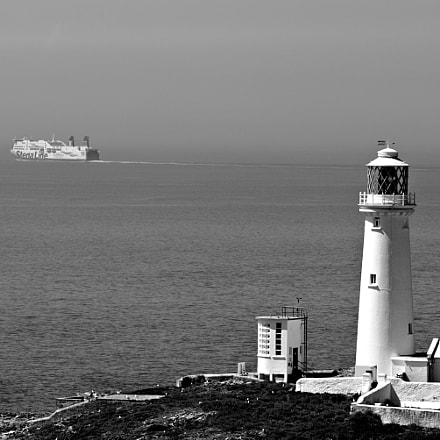 south stack anglesey, Canon EOS 77D