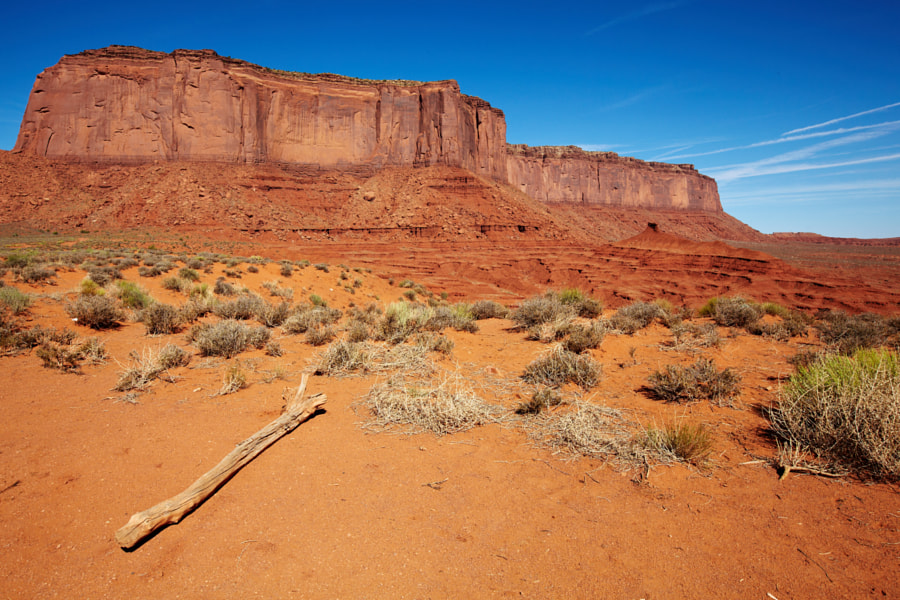 Monument valley - Navaho country