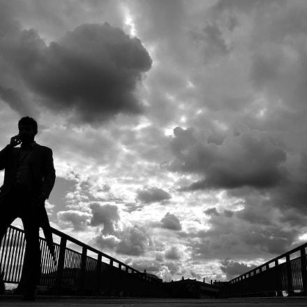 Thrilling sky, Nikon COOLPIX P340