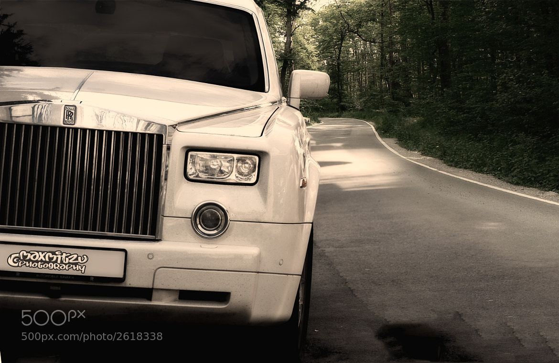 Photograph Rolls Royce by Mihai Maxim on 500px