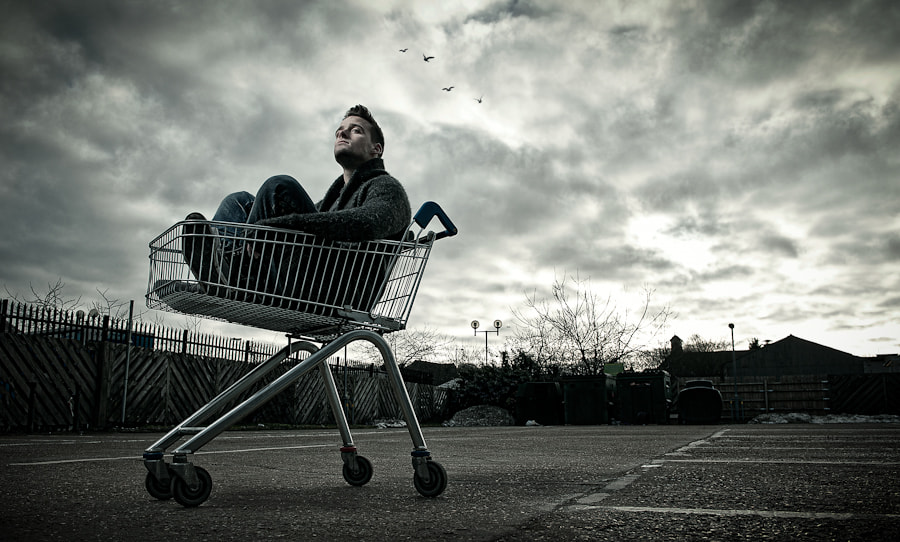 Photograph Supermarket Trolley by Glyn Dewis on 500px