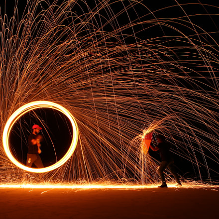 Steelwool, Canon EOS 6D, Canon EF 24-70mm f/2.8L