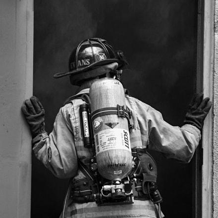 Into The Smoke, Canon EOS DIGITAL REBEL