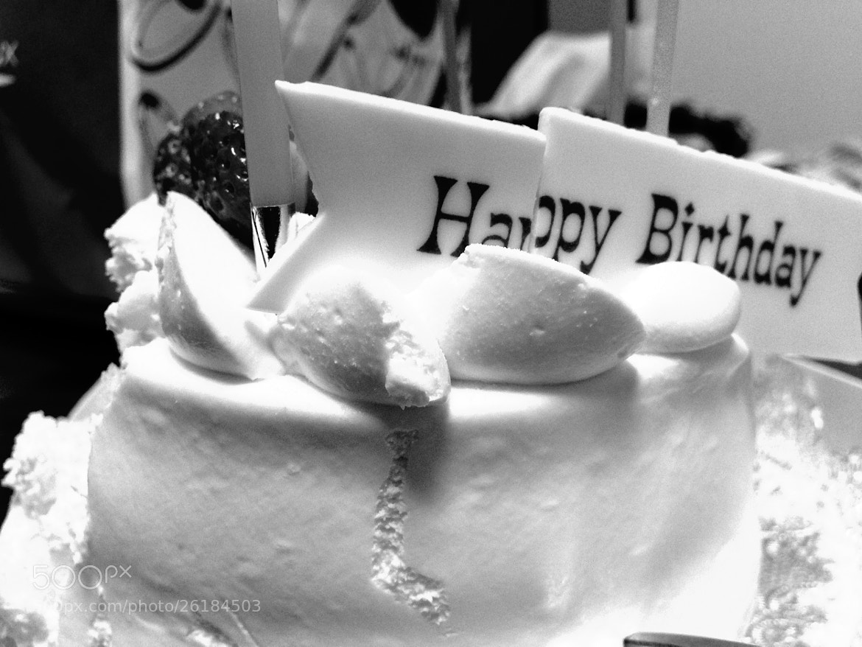 Photograph Birthday by Yuichi Abe on 500px