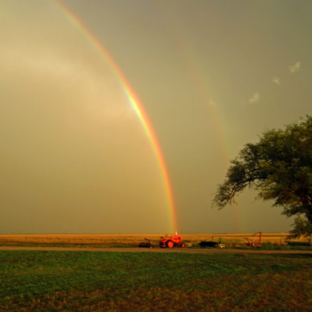 Double Rainbow for Alice, Canon POWERSHOT A3300 IS