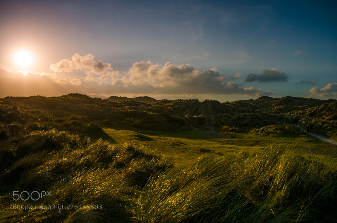 Photograph Murlough sand dunes by Nathan Thompson on 500px