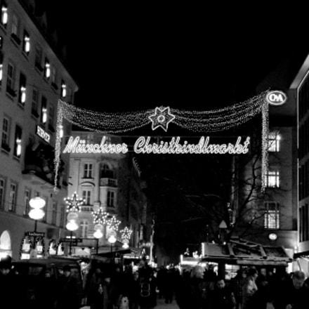 Munchner Christkindlmarkt, Sony DSC-W290